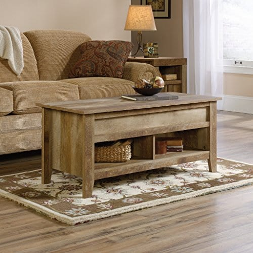 Sauder Craftsman Oak Coffee Table