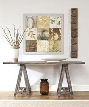 Ashley Furniture Signature Design Vennilux Console Table Vintage Casual Light Brown 0 300x360