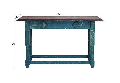 Deco 79 50943 Wood Console Table 59 X 36 0 2