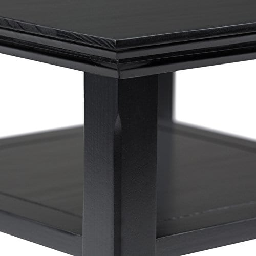 Simpli Home Acadian End Table 0 2