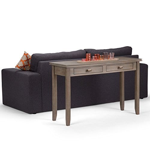 Simpli Home Artisan Coffee Table 0 0
