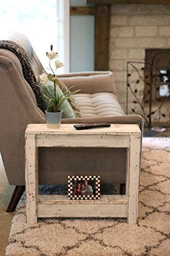 White End Table 0