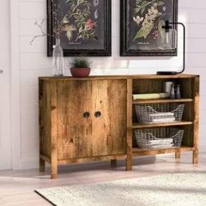 laurel foundry modern farmhouse console table