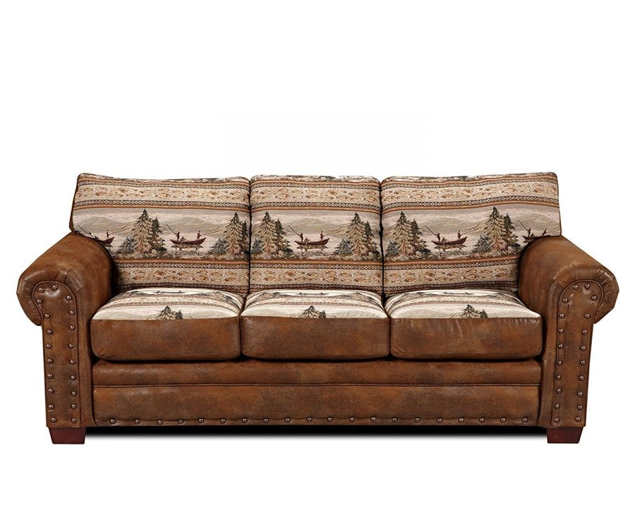 American Furniture Classics Sierra Lodge Sofa Farmhouse Goals
