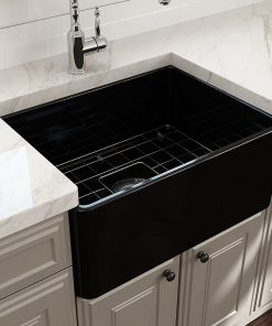 Black Farmhouse Sinks