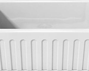 Latoscana 30 Reversible Fireclay Farmhouse Sink LFS3018W 0 300x239