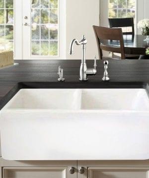 Double Farmhouse Sinks