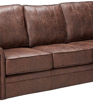 coaster home furnishings brown sofa