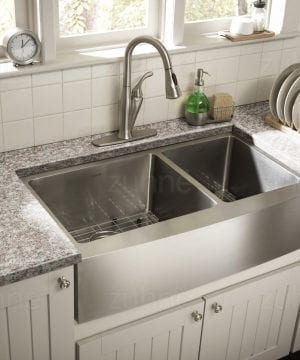 Zuhne Farmhouse Stainless Steel Kitchen Sink 1 300x360