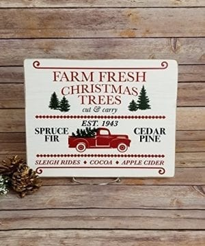 Farmhouse Christmas Sign 925 X 1175 Farm Fresh Christmas Trees Rustic Wooden Sign Christmas Trees For Sale Farmhouse Christmas Decor Christmas Gift Holiday Decor 0 0 300x360