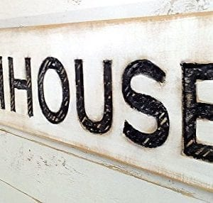 Large Farmhouse Sign 48x10 Carved Horizontal Cypress Lumber Rustic Wood Distressed Shabby Style Decor 0 0 300x286