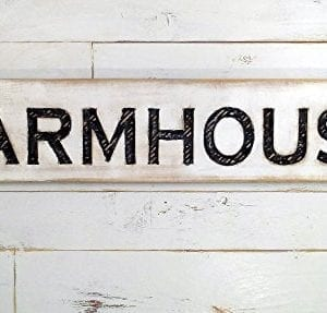 Large Farmhouse Sign 48x10 Carved Horizontal Cypress Lumber Rustic Wood Distressed Shabby Style Decor 0 1 300x287