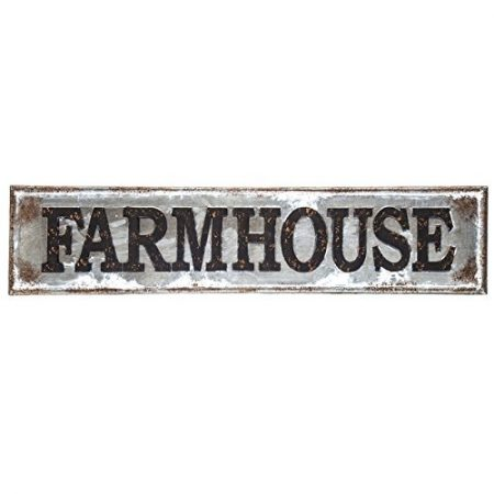 farmhouse metal sign 2