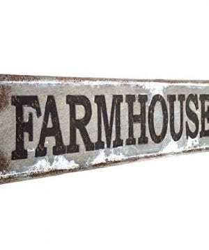 Farmhouse Metal Sign 300x360