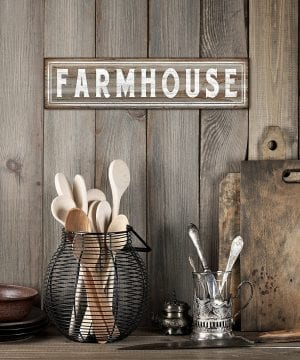 Farmhouse Wood Wall Art