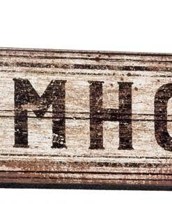 vintage farmhouse box sign