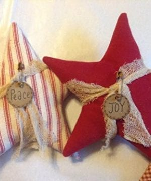 Christmas Star Ornaments 0 0 300x360