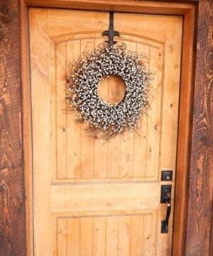 Farmhouse Wreath Fall WreathYear Round WreathWinter WreathRustic Farmhouse Decor Wreaths Home Decor White Twig Wreath Door Wreath Housewarming Gift Beach Decor Gifts 0 0 300x360