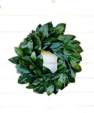 Magnolia Wreath Farmhouse WreathWinter WreathSpring WreathSummer Wreath Farmhouse Home Decor Housewarming Gift Door WreathsFixer Upper Decor Christmas Wreath Housewarming Gift 0 2 300x360