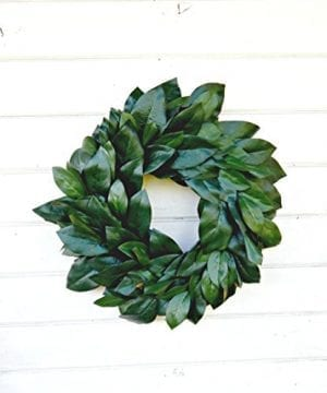 Magnolia Wreath Farmhouse WreathWinter WreathSpring WreathSummer Wreath Farmhouse Home Decor Housewarming Gift Door WreathsFixer Upper Decor Christmas Wreath Housewarming Gift 0 300x360