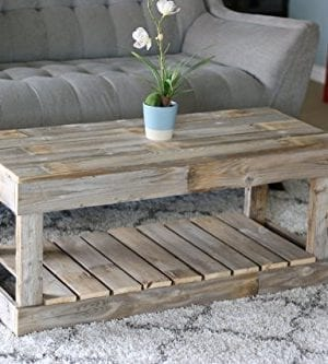 Natural Slatted Bottom Coffee Table 0 0 300x333