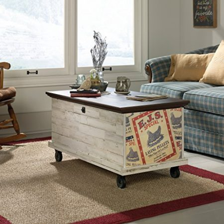Rustic Farmhouse Coffee Tables