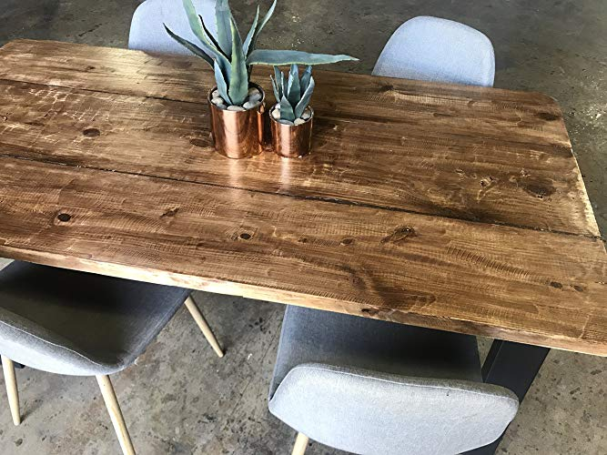 Umbuzo Reclaimed Wood Dining Table