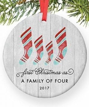Farmhouse Christmas Ornaments