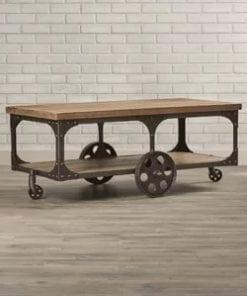 Industrial Farmhouse Coffee Tables