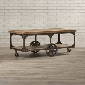 Industrial Farmhouse Coffee Tables