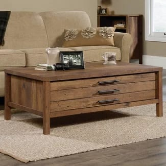 laurel foundry modern farmouse coffee table