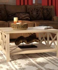 Farmhouse Wood Coffee Tables