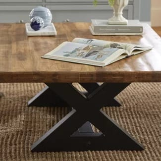 modern farmhouse vivier coffee table