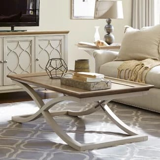 riverdale farmhouse coffee table