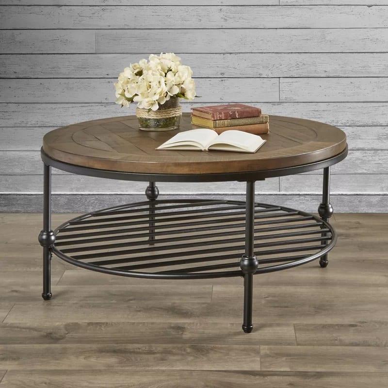 south teton coffee table rustic