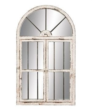 Aspire Home Accents Arched Window Wall Mirror 25W X 42H In 0 300x360