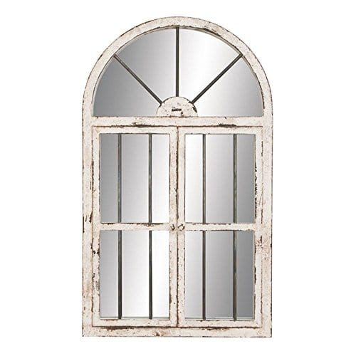 Aspire Home Accents Arched Window Wall Mirror 25W X 42H In 0