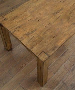 Better Homes And Gardens Bryant Dining Table Rustic Brown 0 1 300x360