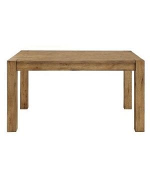 Better Homes And Gardens Bryant Dining Table Rustic Brown 0 3 300x360