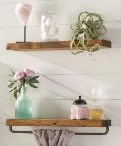 Farmhouse Wall Shelves