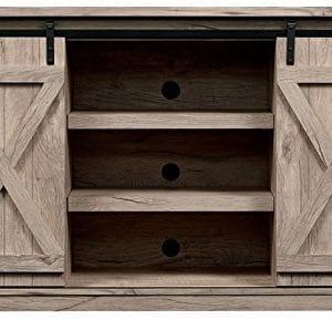 Comfort Smart Wrangler Sliding Barn Door TV Stand 0 300x289