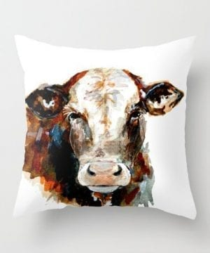 Animal Pillow Covers 16 X 16 Inches 40 By 40 Cm Gift Or Decor For Bedroom Play Room Kids Room Festival Bar Seat Each Side 0 300x360