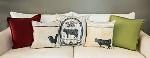 Heritage Lace Farmhouse 22 X 22 Butterfield Farms Pillow Cover 0 0