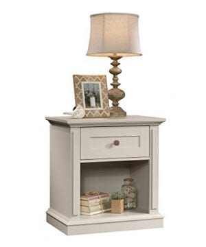 Sauder New Grange 1 Drawer Nightstand 0 300x360