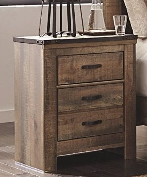 Signature Design By Ashley B446 92 Trinell Nightstand Brown 0 0 300x360