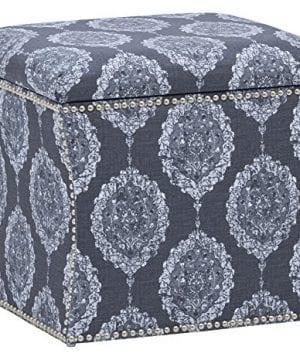 Stone Beam Truve Modern Studded Ottoman 0 300x360