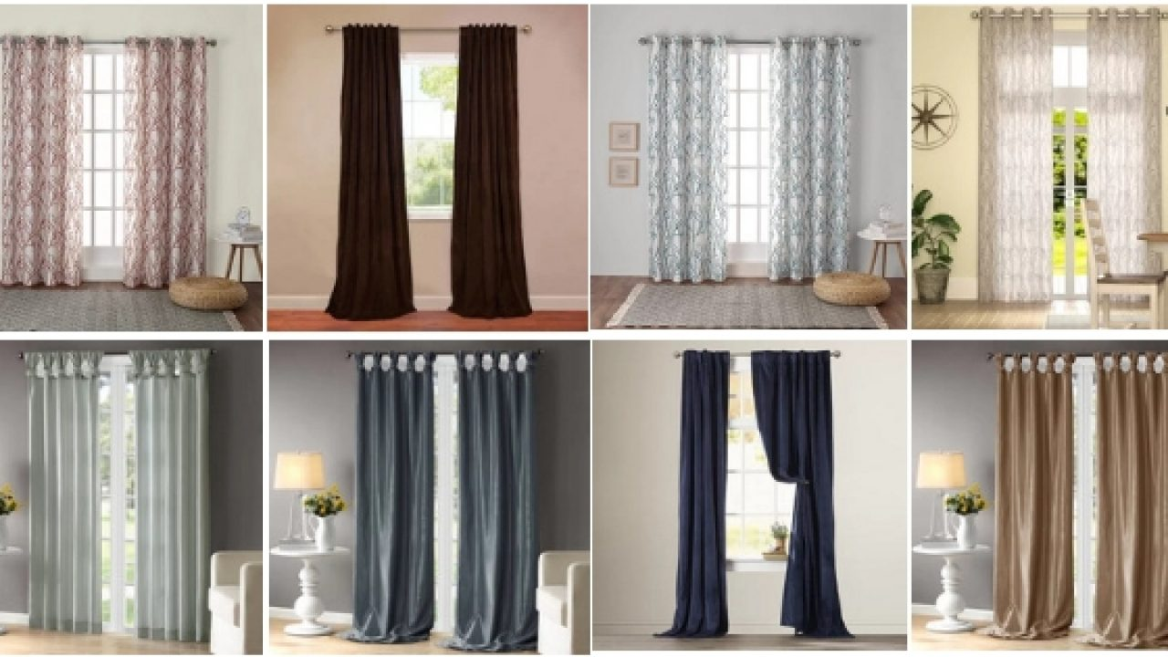 Farmhouse Curtains Rustic Curtains Farmhouse Goals