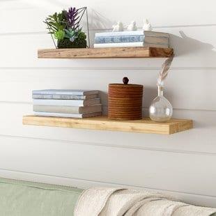 oglesby-cedar-true-2-piece-floating-shelf-set