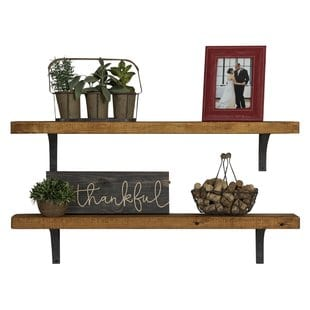 pinecrest-industrial-grace-simple-bracket-2-piece-accent-shelf-set