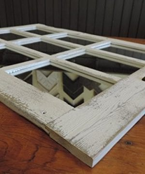 Barn Window Pane Mirror Homesteader Style 235 Inch X 3325 Inch 0 0 300x360